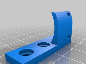 Anycubic i3 Mega lateral cable support