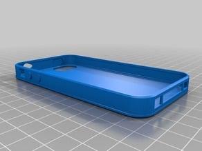 Flex iphone 4s case
