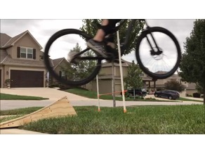 Bicycle High Jump