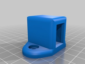 Switch case for extrusion 3030