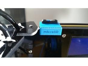 Soporte para extensor de microSD (Anet A6 y A8)
