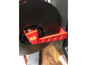 Yet another Monoprice Select Mini spool holder.