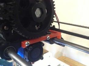 ROBO3D fan mount