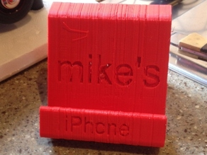 iPhone4s stand