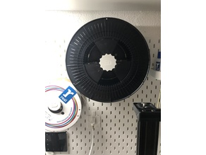 BIG SPOOL (3Kg) IKEA Skadis spool holder with bearings