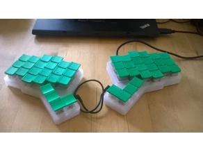 Crocodox 2 with Matias switches