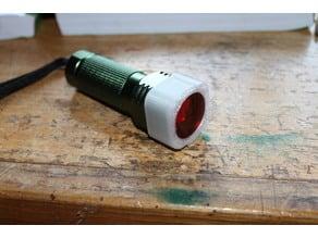 Porta filtro per torcia Cree_ Cree Torch Filter Holder