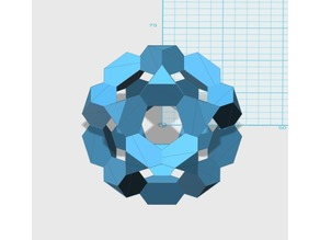 Dodecahedron made of Wedges.