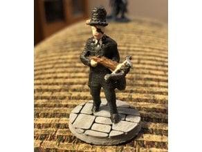 Grave Digger Miniature