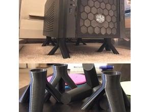Cooler Master Elite 130 case feet