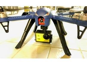 Bugs 3 F100 FPV mount