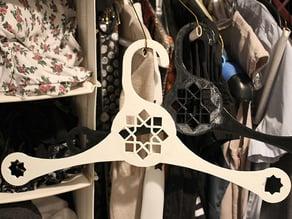 Islamic Design Clothes Hanger