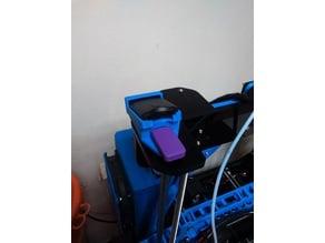 Anet A8 SD card reader holder