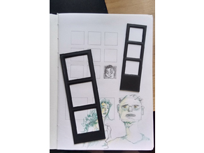 Thumbnail Ruler 3x3 and 5x5