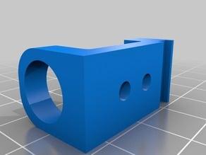 Holder for 4mm ball valve