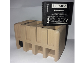 Panasonic Lumix Battery Pack Snap Box