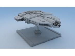 Corellian YT Light Freighter Concept