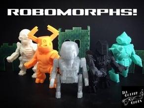 RoboMorphs! (Parts Compendium)