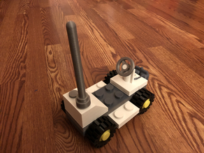 LEGO 886-1 Space Buggy