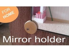 Mirror holder