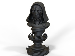 Dishonored bust