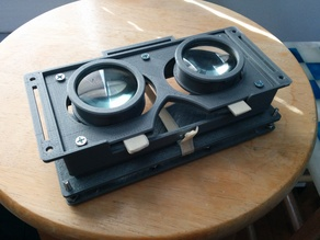 AGC-VR (Another Google Cardboard VR Goggles)