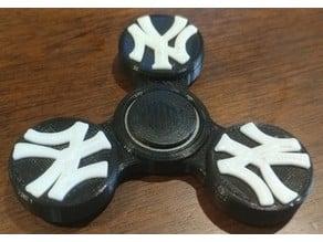 Yankees Fidget Spinner - Wingnut2k