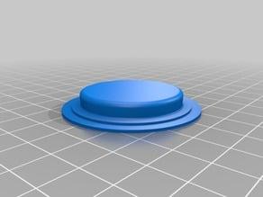 NUK baby bottle cap (dia 47.5 mm)