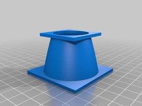 30mm to 50mm Fan Adapter