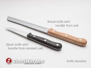 Knife Handles cnc