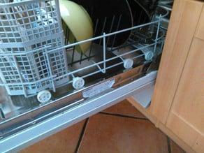 Sparepart AEG Dishwasher weel  , Rad für Spühlmaschine