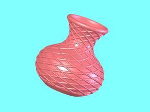 spiral vase 2 solid