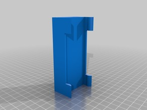Ender 5 cable housing