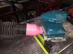 Makita Finishing Sander Hose Adapter
