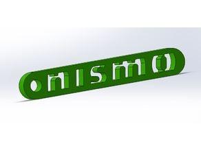 NISMO key chain