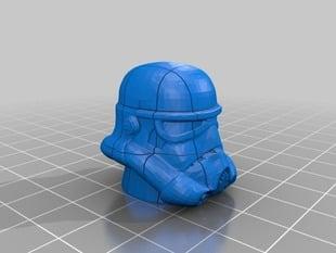 Rubik's Stormtrooper