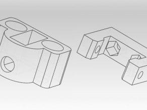 Orca Series adjustable Z-Axis endstop