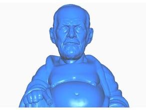 Sigmund Freud Buddha w/cigar (Famous People Collection)