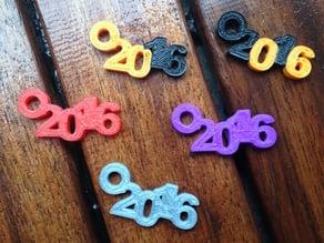 Quick Print 2016 Key chains
