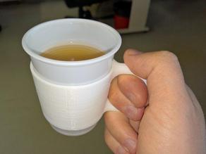 Tea Cup Holder