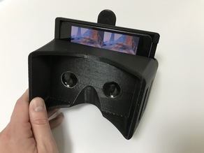 iPhone X adapter tray for VR Headset