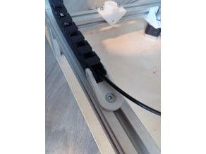Energy chain adapter- Energiekette 10x10mm