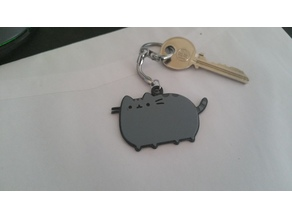Pusheen the cat
