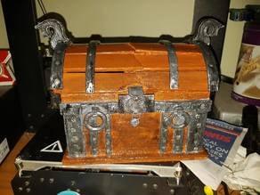 God of war chest