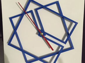Clock Hands - Square
