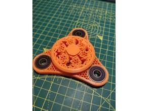 Gear Bearing Fidget Spinner Attachment [REMIX]