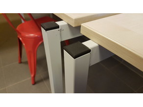 Table leg cap