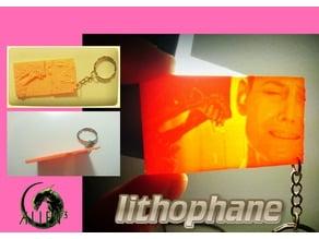 llavero alien 3 (lithophane)