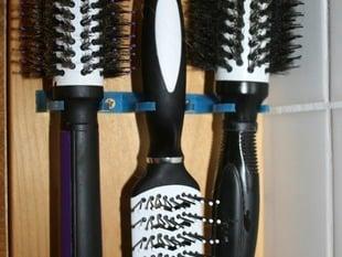 Hair Brush Holder - 15mm Diameter