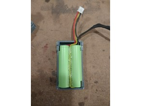 18650 2S Battery Case